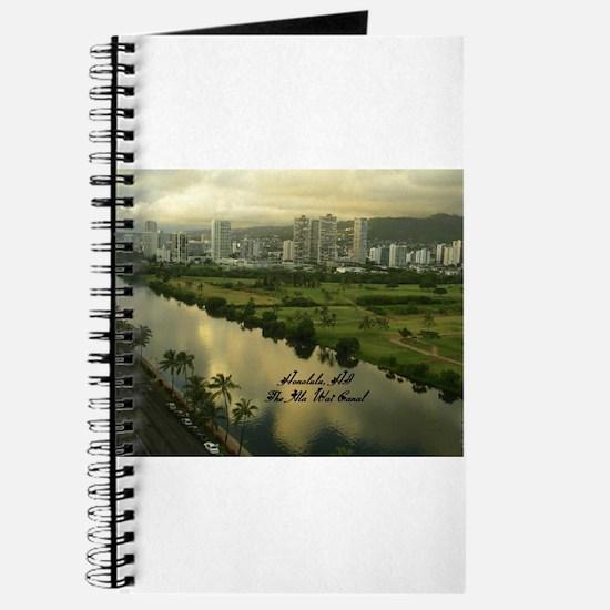 Ala Wai Canal Journal