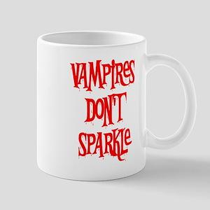 Vampires Don't Sparkle Mug