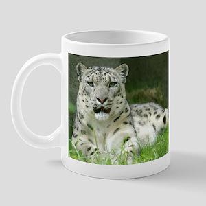 Snow Leopard 3 Mug
