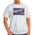 Greetings from Duluth Light T-Shirt