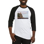 Split Rock Lighthouse Baseball Jersey