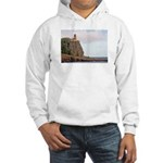 Split Rock Lighthouse Hooded Sweatshirt