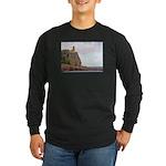 Split Rock Lighthouse Long Sleeve Dark T-Shirt