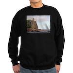 Split Rock Lighthouse Sweatshirt (dark)