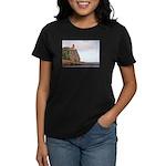 Split Rock Lighthouse Women's Dark T-Shirt