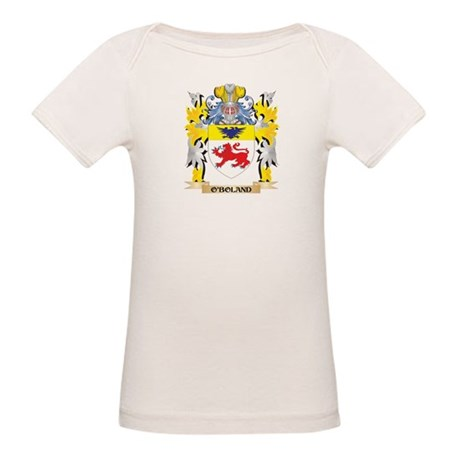 O'Boland Family Crest - Coat of Arms T-Shirt