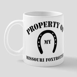 My Missouri Foxtrotter Mug