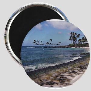 Aloha Sand Magnet