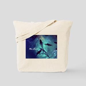 Circle Of Fishes Tote Bag