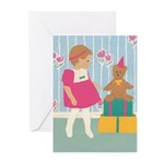 Birthday Girl Greeting Cards (Pk of 20)