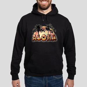 "Hoodie (dark) ""Aloha"""