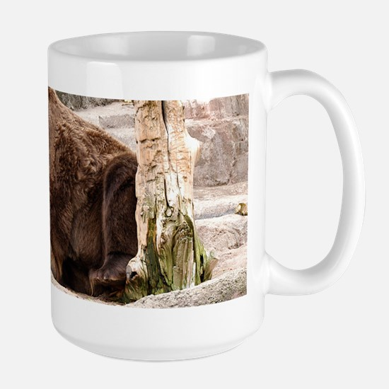 Grizzly Bear Large Mug