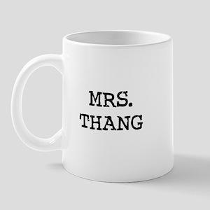 Mrs. Thang Mug
