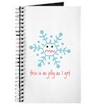 grumpy snowflake Journal