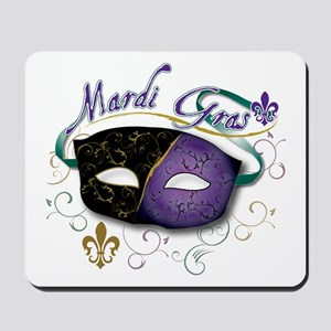 Mardi Gras 2 Mousepad