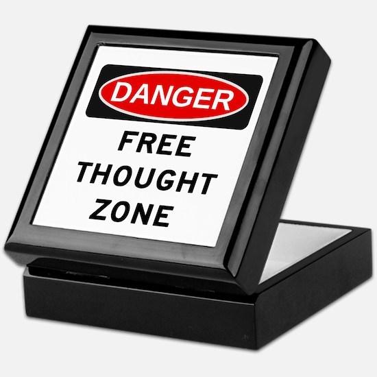 Free Thought Keepsake Box
