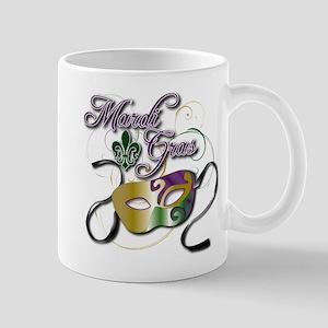 Mardi Gras 3 Mug