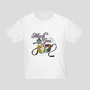 Mardi Gras 3 Toddler T-Shirt