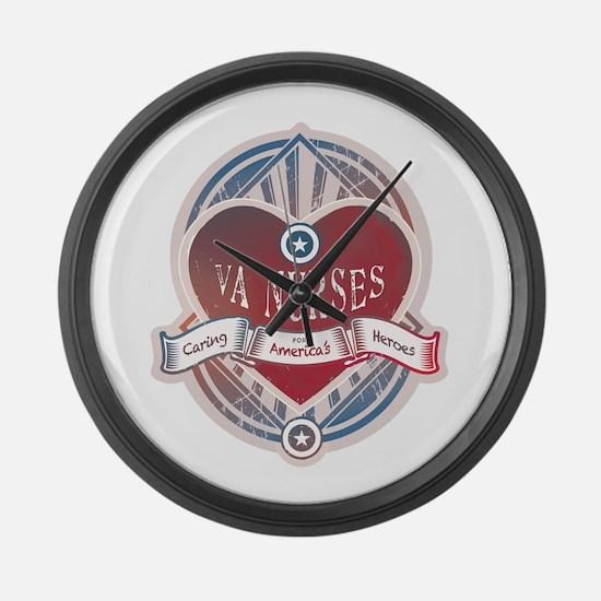 Cool Lpn Large Wall Clock