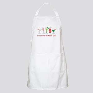 get your merry on. Apron