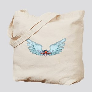 Your Very Own Angel Wings Tote Bag