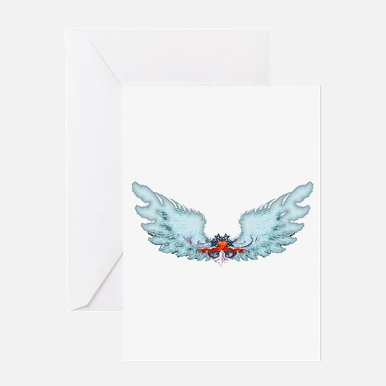 Your Very Own Angel Wings Greeting Card