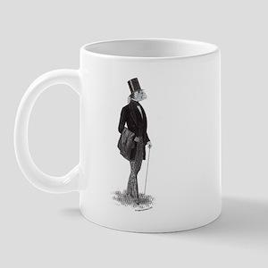 Innsmouth gentleman Lovecraft Mug