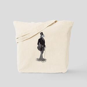 Innsmouth gentleman Lovecraft Tote Bag