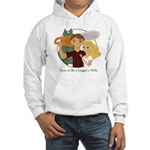 Soon to Be A Logger's Wife Hooded Sweatshirt