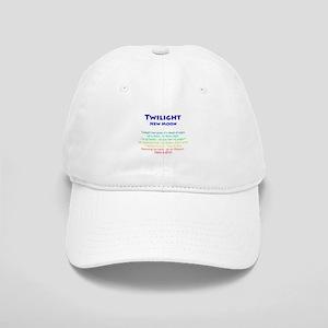 Twilight New Moon Movie Merch Cap
