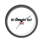 DC Commuter Tax? Yes! Wall Clock