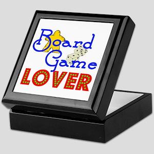 Board Game Lover Keepsake Box