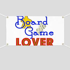 Board Game Lover Banner