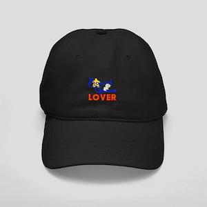 Board Game Lover Black Cap