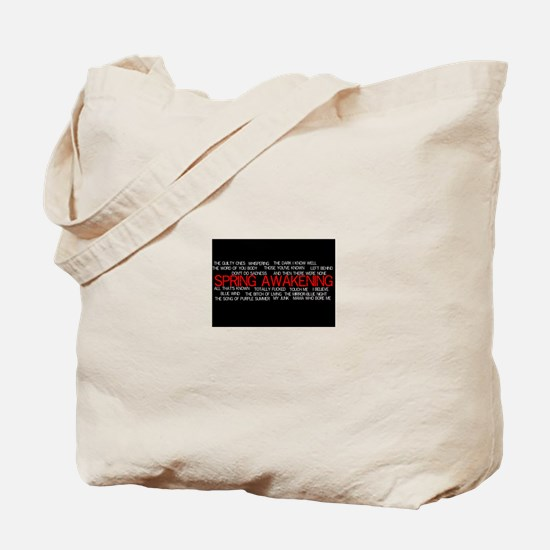 Cute Well not all of me Tote Bag