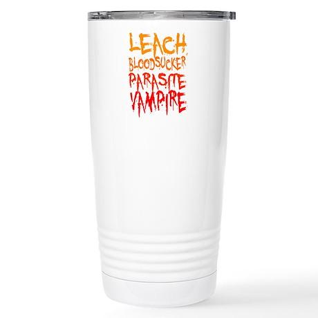 leach bloodsucker parasite vampire Stainless Steel