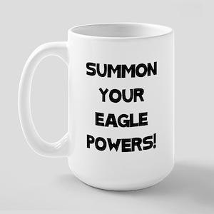 Eagle Powers Large Mug