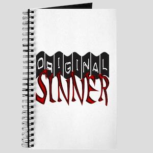 Original Sinner Journal