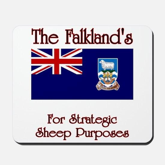 The Falkland's Mousepad
