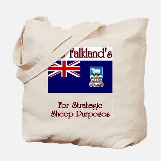 The Falkland's Tote Bag