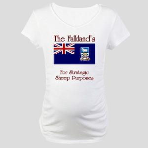 The Falkland's Maternity T-Shirt
