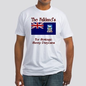 The Falkland's Fitted T-Shirt
