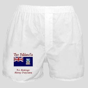 The Falkland's Boxer Shorts