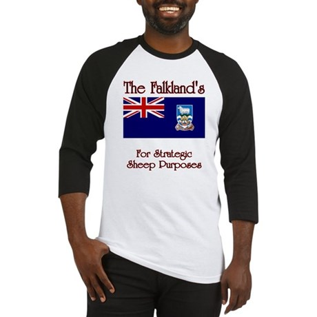The Falkland's Baseball Jersey