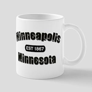 Minneapolis Established 1867 Mug