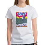 Lines on the Land - Land 1 Women's T-Shirt