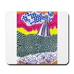 Lines on the Land - Land 1 Mousepad