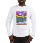 Lines on the Land - Land 1 Long Sleeve T-Shirt