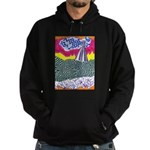 Lines on the Land - Land 1 Hoodie (dark)
