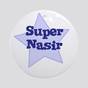 Super Nasir Ornament (Round)
